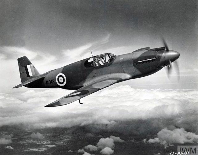 Mustang ag345