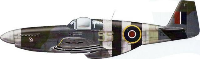 Mustang iii fz152 133 polish wing stanislaw skalski