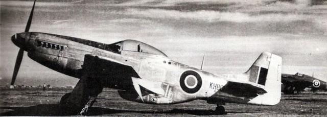 Mustang kh801