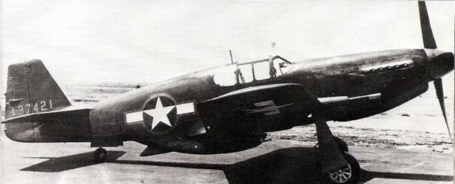 Mustang p 51 41 37421