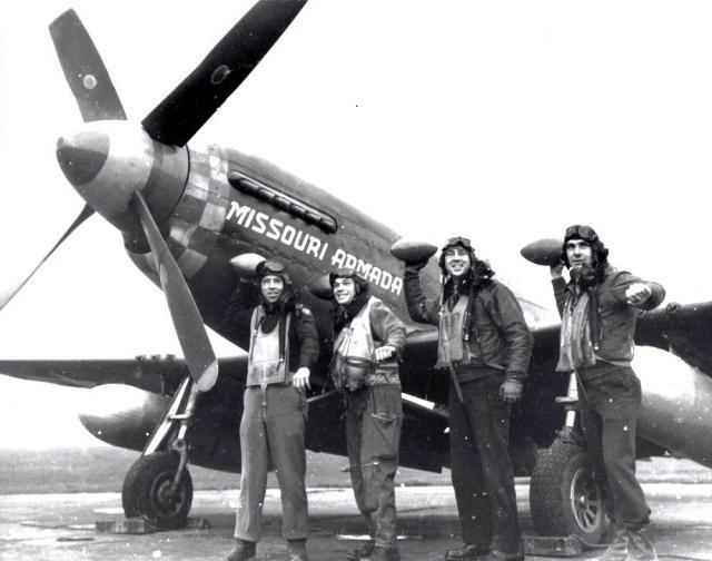 Mustang p 51 missouri armada england