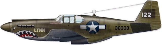 Mustang p 51a 10 na