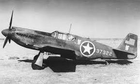 Mustang p 51a 41 37322 2