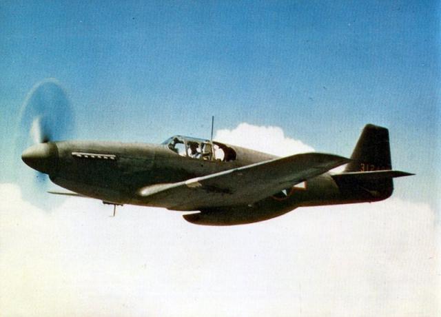Mustang p 51b 1 na
