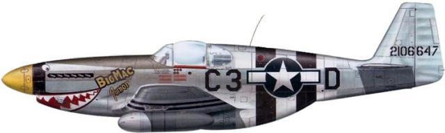 Mustang p 51b 42 106647 big mac junior