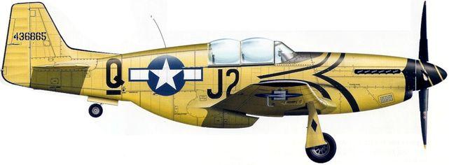 Mustang p 51b 5 na 43 6865