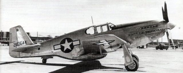 Mustang p 51c 5 nt 42 103644