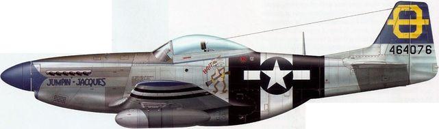 Mustang p 51d 20 na 44 64076