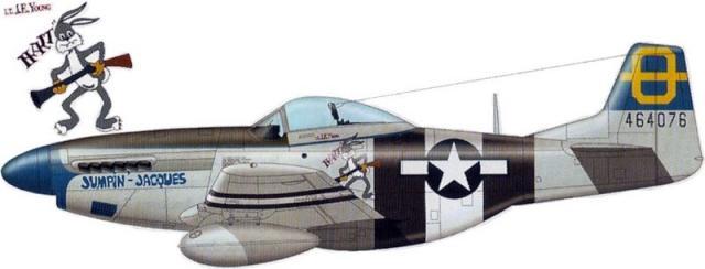 Mustang p 51d 20 na 44 64077