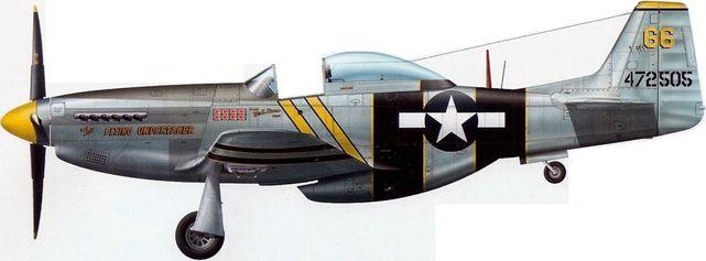Mustang p 51d 20 na 44 7205