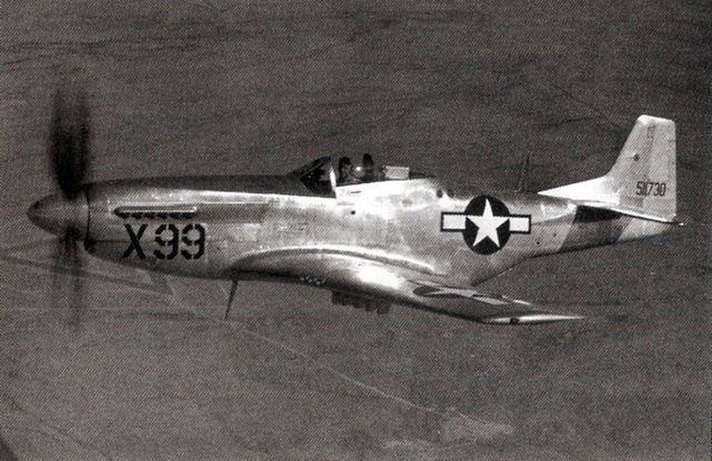 Mustang p 51d 30 nt