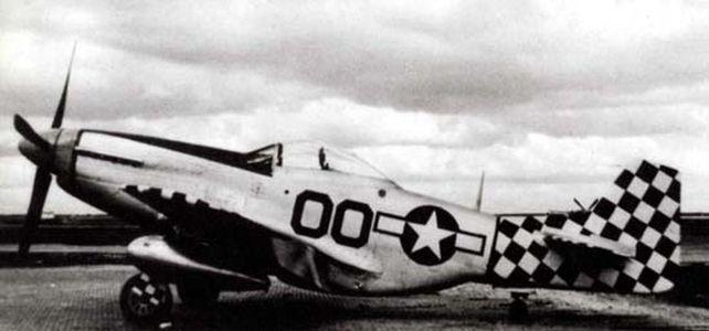 Mustang p 51d 325th fg