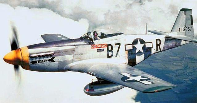 Mustang p 51d 44 13357