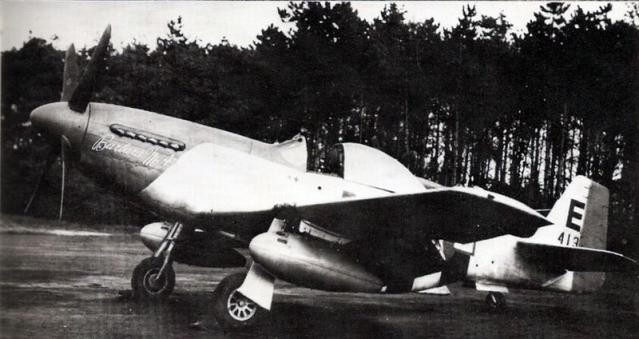 Mustang p 51d 44 13406 barbara m 4th