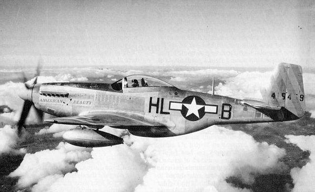 Mustang p 51d 44 15459