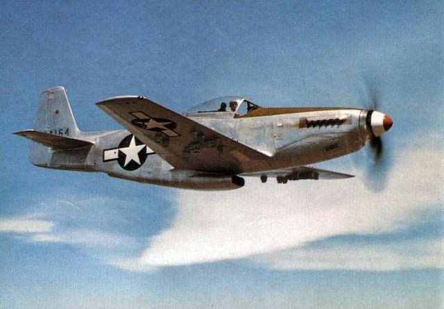 Mustang p 51h 44 64164