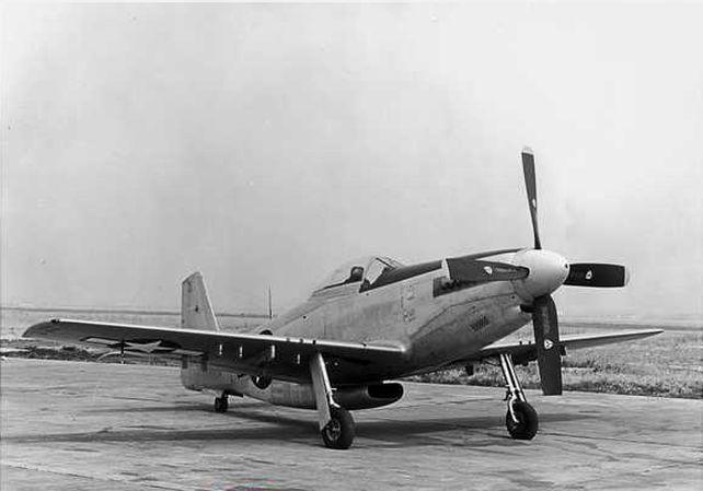 Mustang p 51h