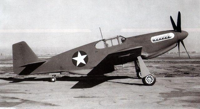 Mustang xp 51b