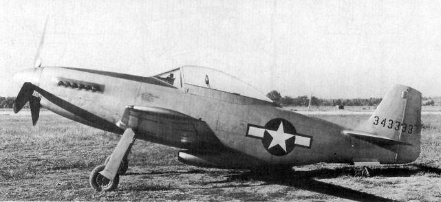 Mustang xp 51f 43 43333