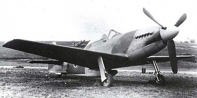 Mustang xp 51f fr409