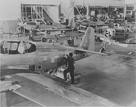 North american a 36a production