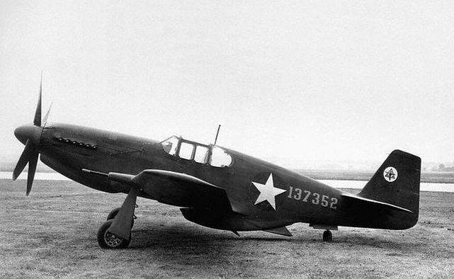 North american mustang xp 51b 41 37352