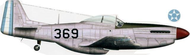 North american p 51d guatemala