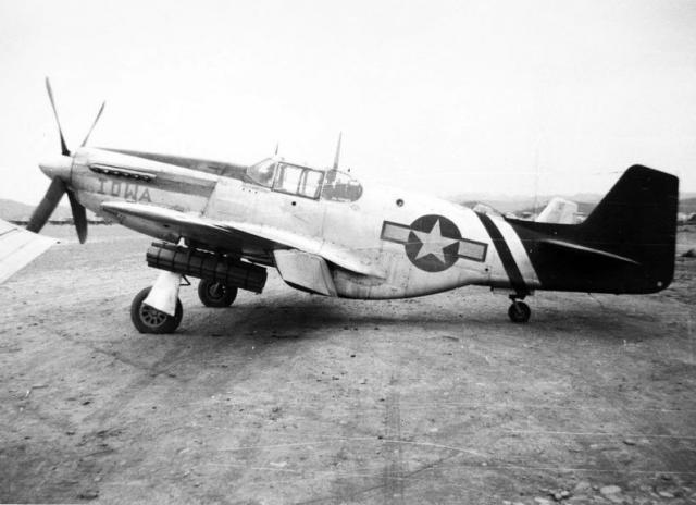 P 51 b iowa belle