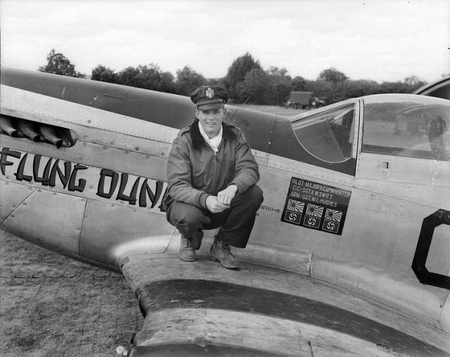 P 51 hoo flung dung major mcwerther 382 fs