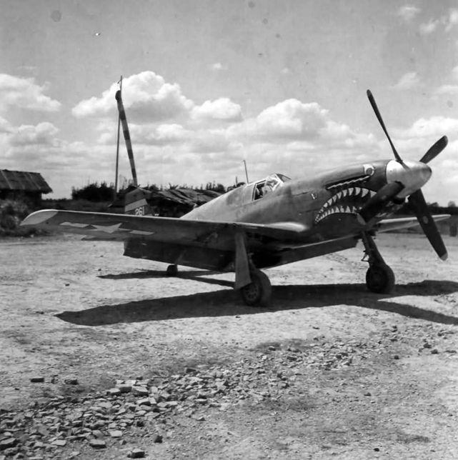 P 51b mustang nanning 1944