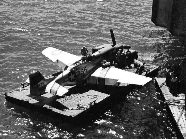 P 51d 44 63465 45th fs 15th fg guam 1945