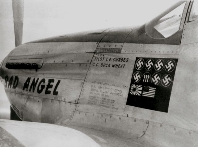 P 51d bad angel