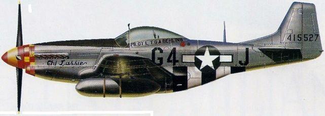 P 51d lt g behling