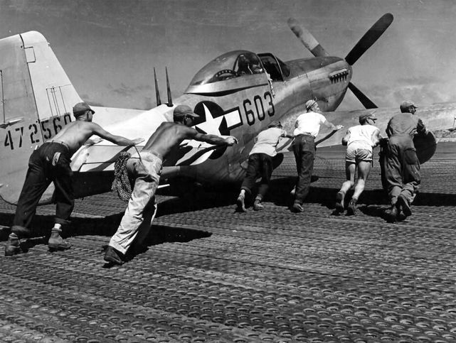 P 51d mustang 44 72560 462nd fs 506th fg