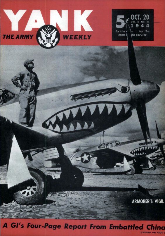 Yank magazine october 1944
